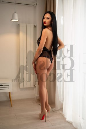 Sanella escort girl in Reston and nuru massage