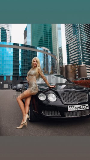 Evangelia escort girl