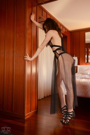 Pandora live escort in Lynwood and nuru massage